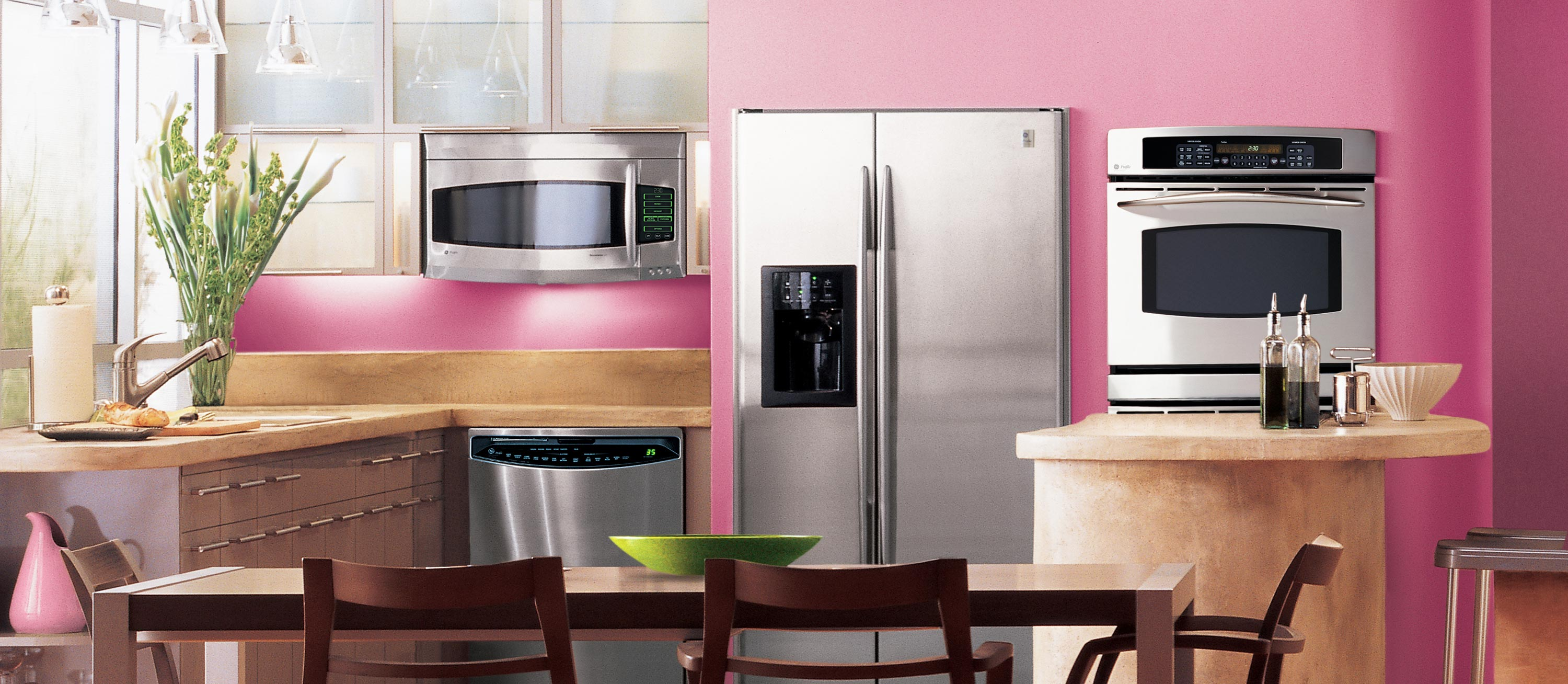 ge small kitchen appliances whats the best appliance finish for your